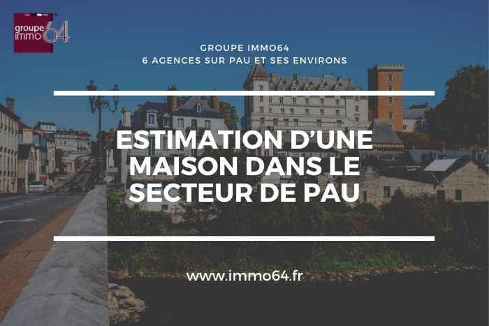 estimation maison pau